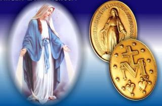 SS. Vergine della medaglia miracolosa